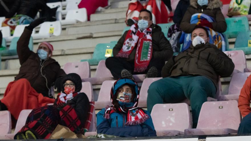El aforo de los estadios de fútbol estará limitado al 40%