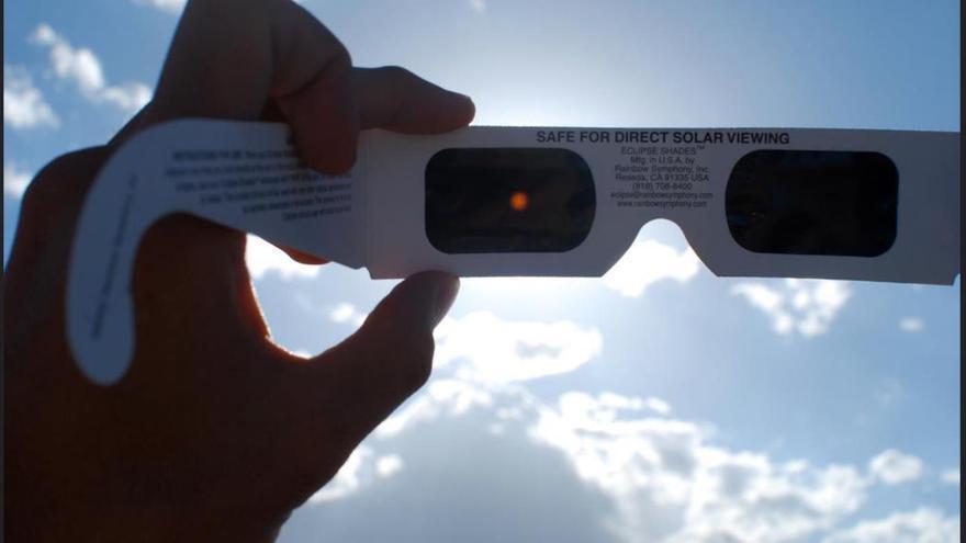 Guía de recomendaciones para ver el eclipse de sol este jueves en Mallorca