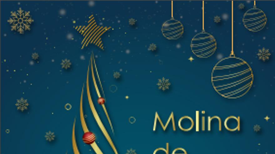 Molina de Segura en Navidad - Toma la red navidad. Curso de Excel