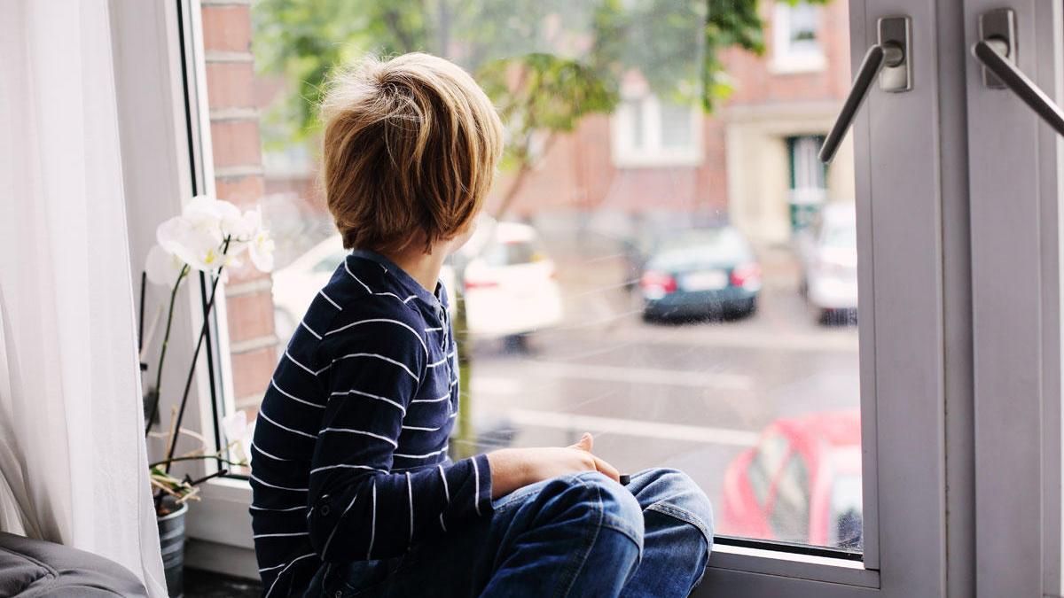 Cuatro claves para ayudar a los niños a vencer el miedo a salir de casa.
