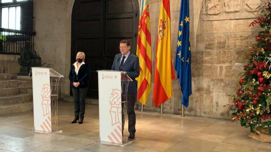 Así serán las restricciones valencianas los días clave de Navidad