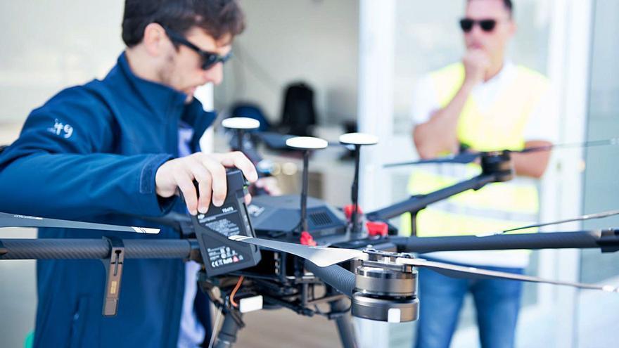 Drones 'verdes'