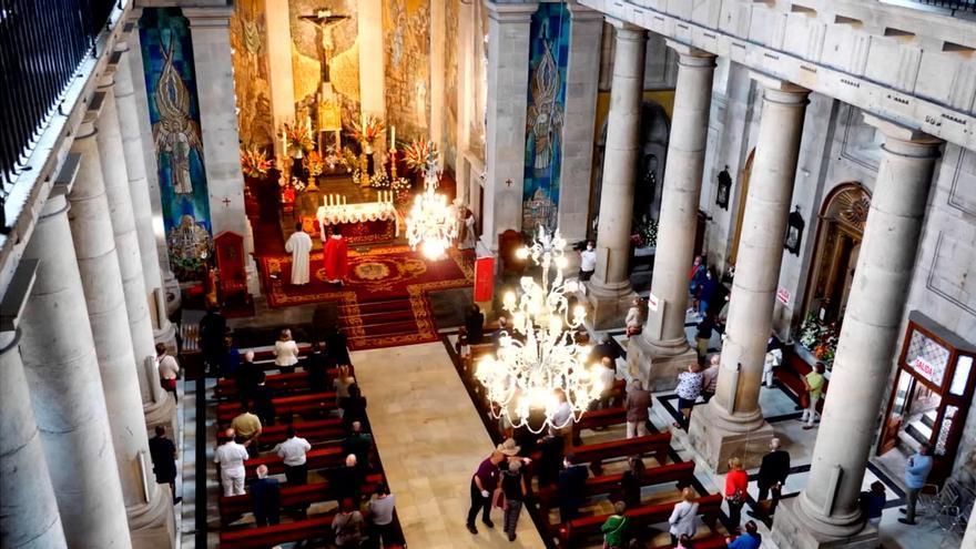 Sigue en directo la misa del Cristo de la Victoria
