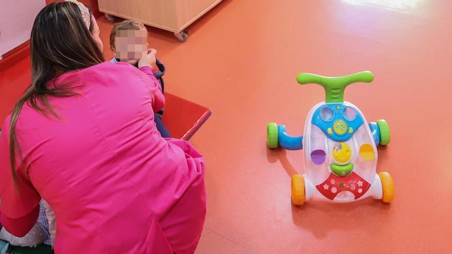 Medio centenar de niños menores de tres años, sin plaza en las Escuelas Municipales de Alicante