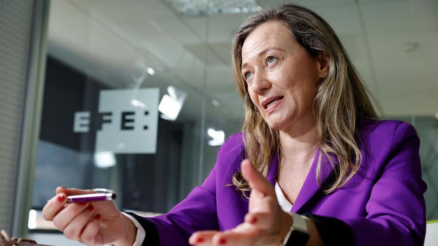 """Victoria Rosell: """"El derecho al aborto no puede ceder ante el derecho a objetar"""""""