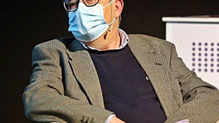 Xosé Manuel Soutullo, nuevo director de la Fundación Penzol