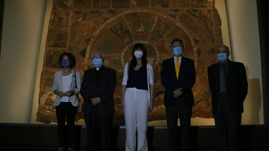 El remodelat museu de la catedral de Girona, a punt per rebre visites