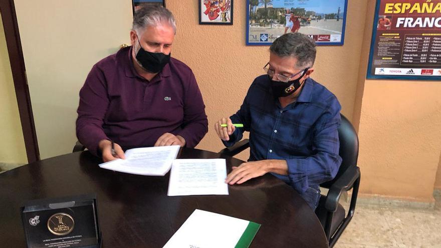 La Asociación de Periodistas Deportivos colaborará en la formación de entrenadores