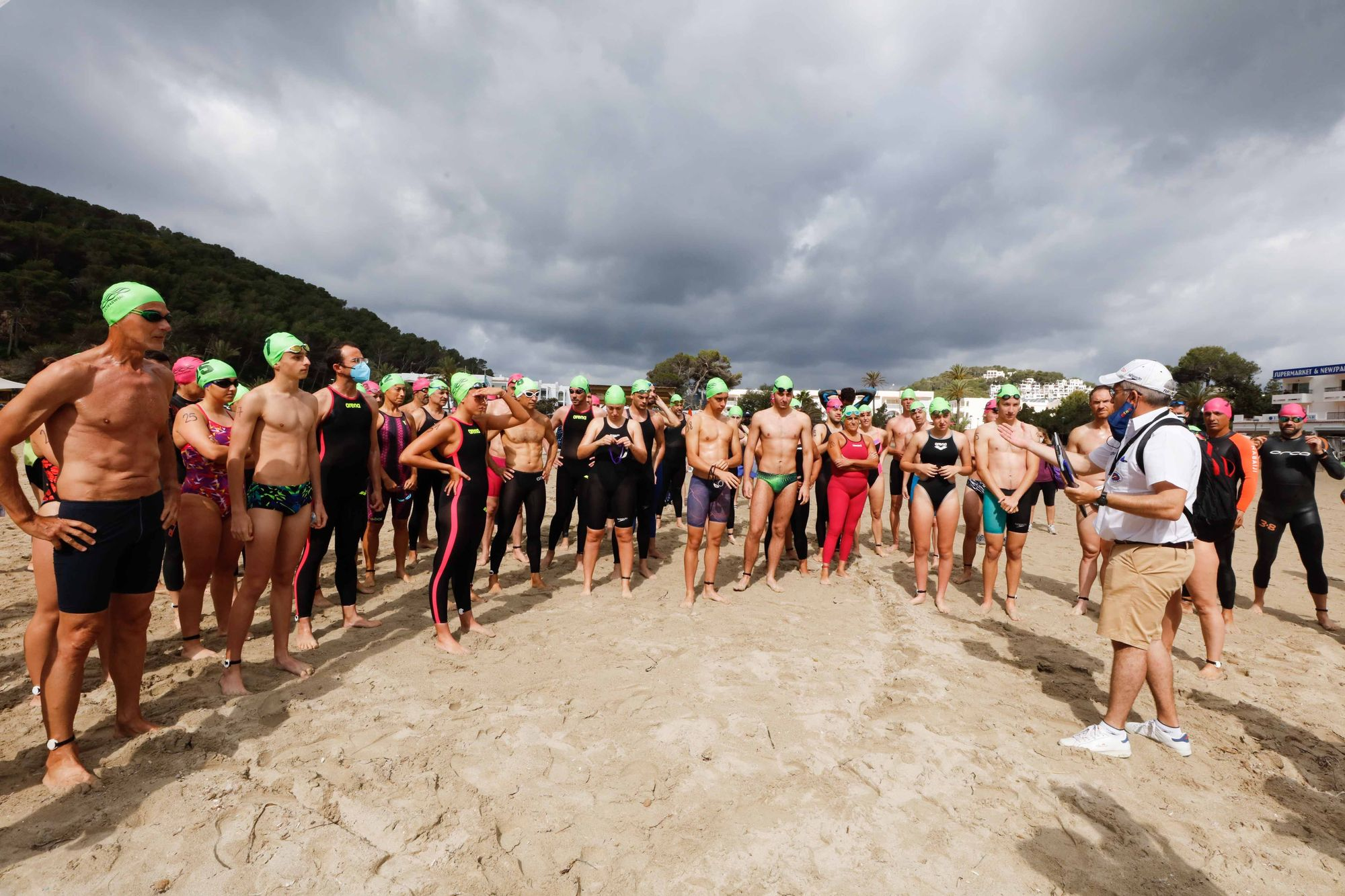 Mini Ultraswim-Copa de España de natación en aguas abiertas