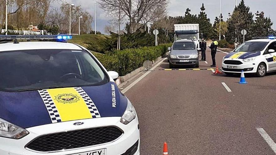 Sagunt busca a 800 conductores que deben casi 60.000 euros en multas