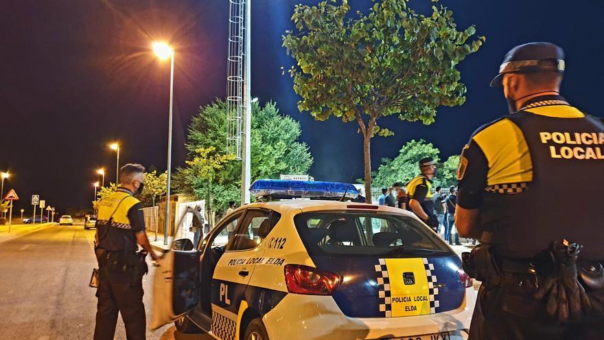 Multas de hasta 500 euros en Elda por el exceso de ruido de los motoristas