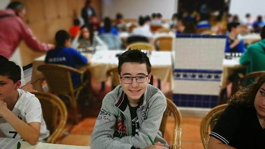 Excelente resultado de Córdoba en el Campeonato de España de ajedrez