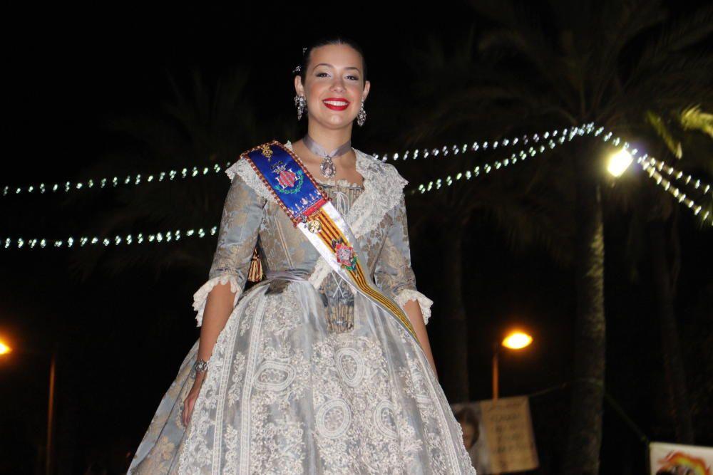 El desfile de la corte mayor. Patricia Navarro