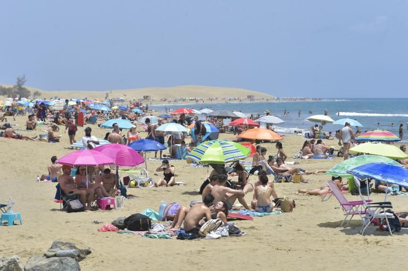 Playa de Maspalomas (16/05/21)