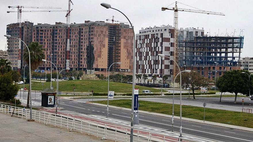 Aumentan los expedientes de obras en Málaga gestionados por Urbanismo este año