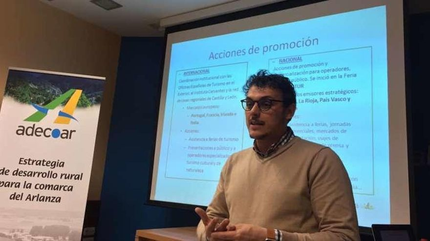 El alcalde expone en Lerma el modelo de organización de Las Edades del Hombre de Toro