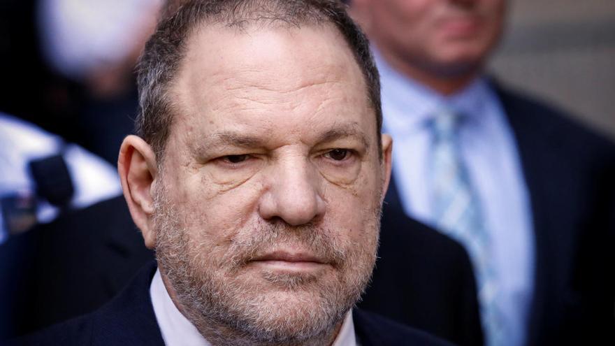 Harvey Weinstein es acusado de una nueva violación