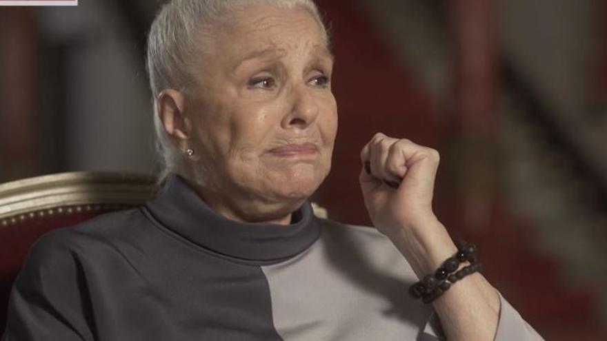 La emoción de Lola Herrera recordando el papel de su vida