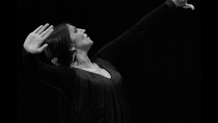 Exposición Flamenco en negro
