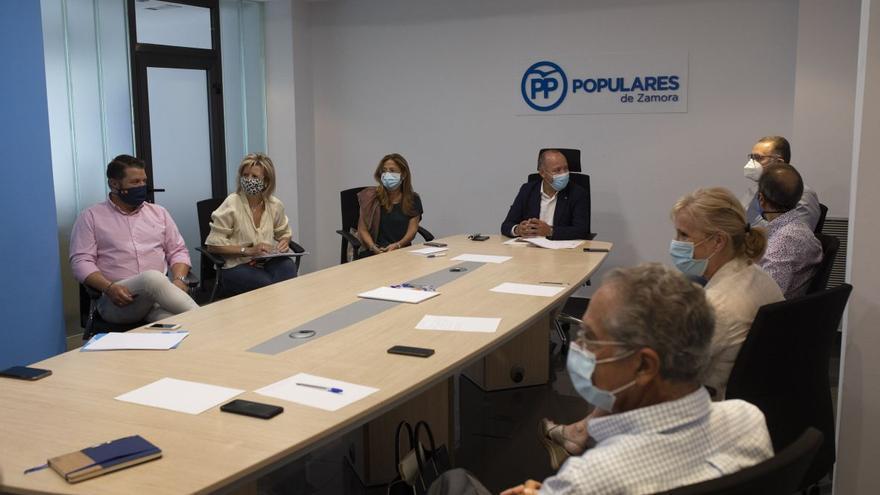 El PP de Zamora pide a los ayuntamientos que no cedan sus ahorros al Estado