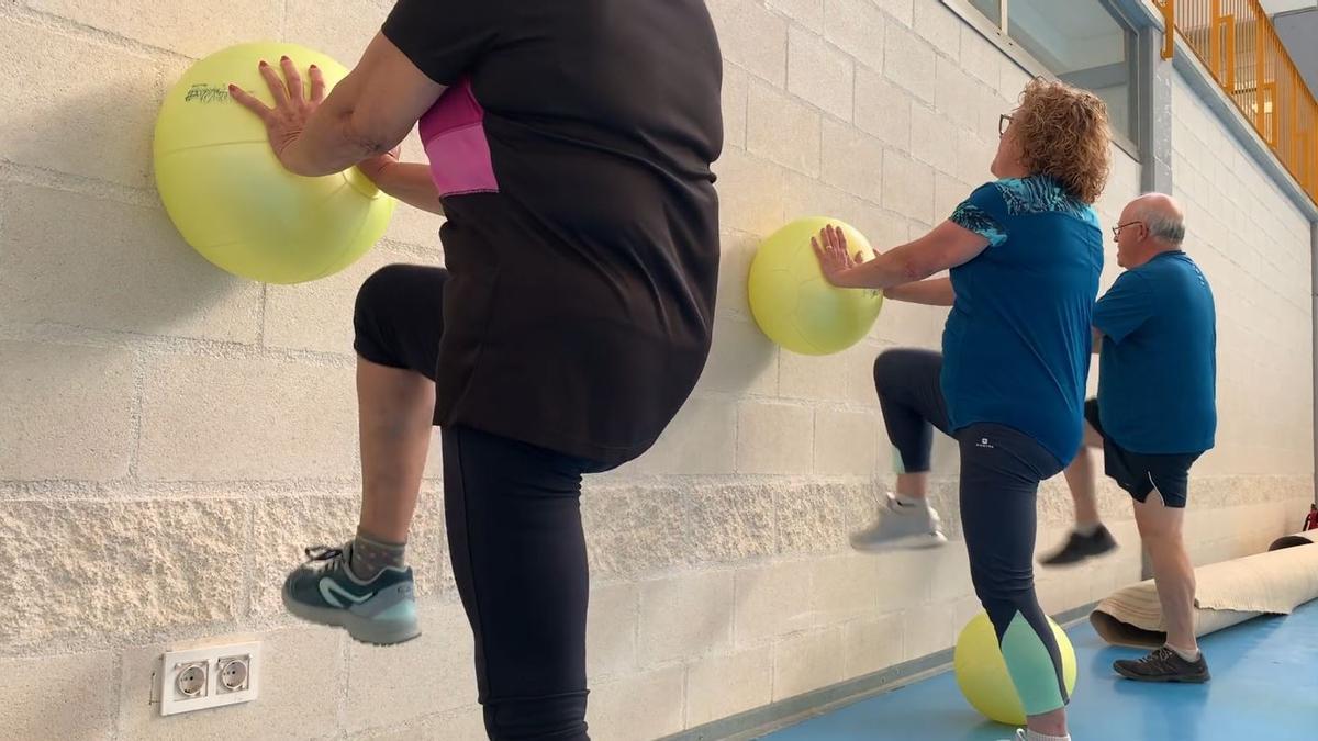 Fisiogym, unas de las iniciativas del programa SABIEx