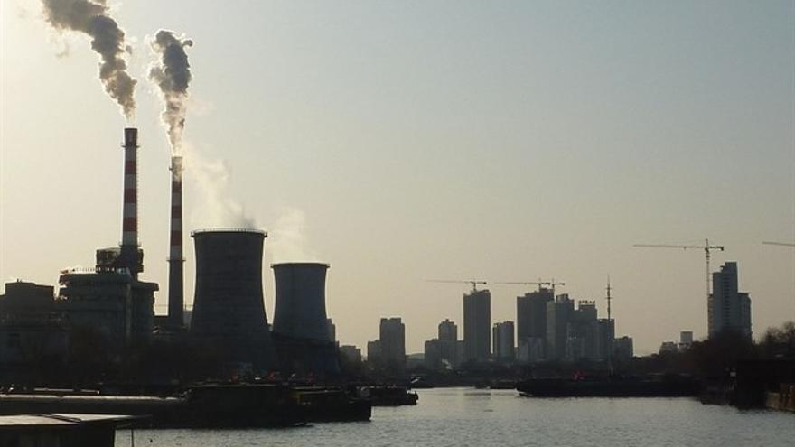 El cambio climático puede propiciar una caída del PIB del 5% al 20%