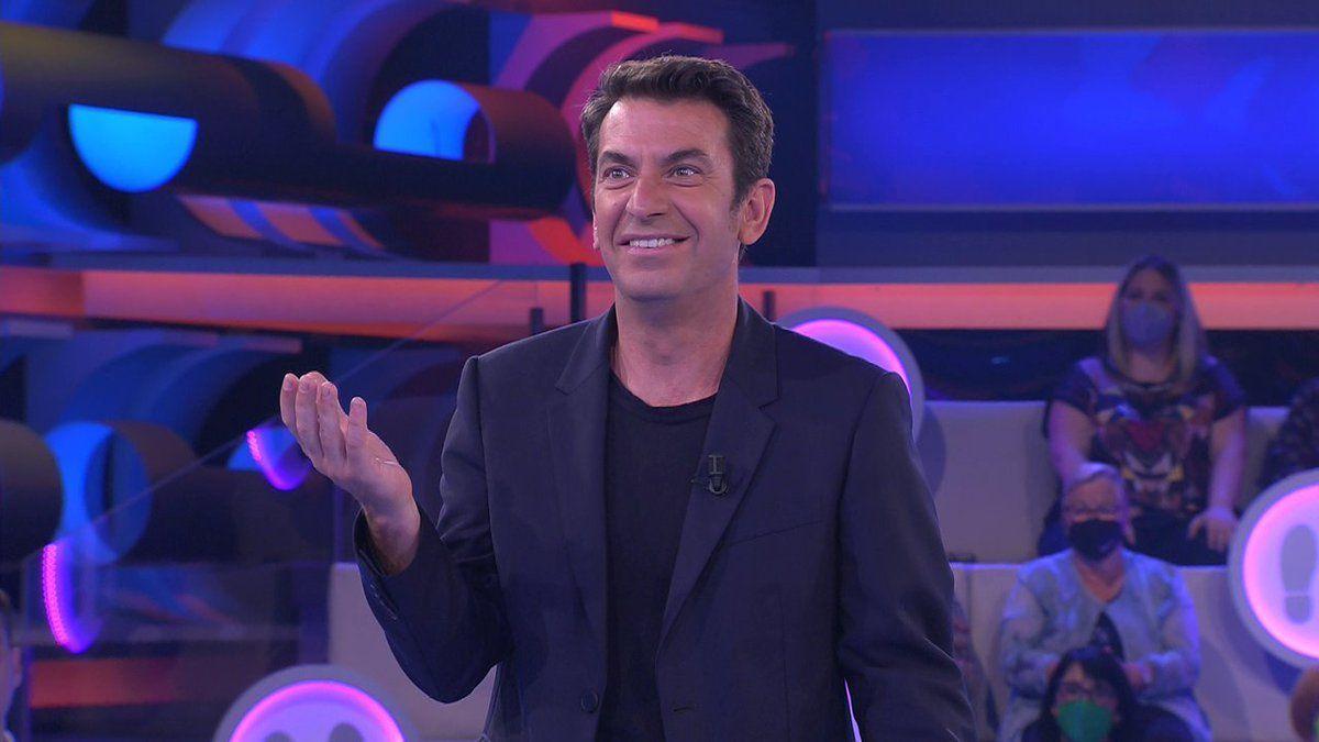 Arturo Valls en 'Ahora Caigo'.