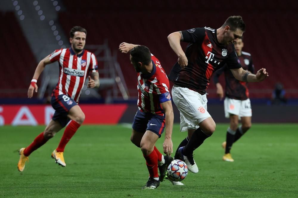Champions League: Atlético de Madrid - Bayern Múnich.