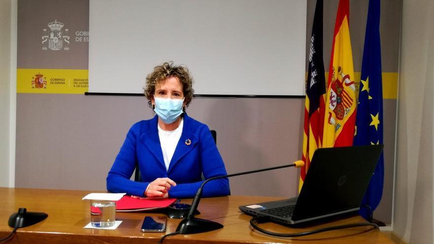 """Calvo asegura que los presupuestos de 2022 darán """"estabilidad y seguridad"""" a Baleares"""