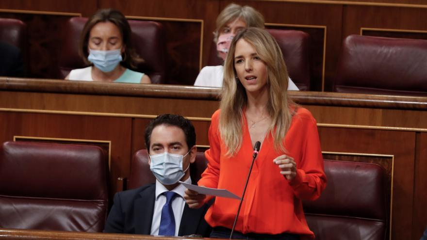 De colecta para la marquesa: recaudan dinero para Cayetana Álvarez de Toledo por su denuncia en Zamora