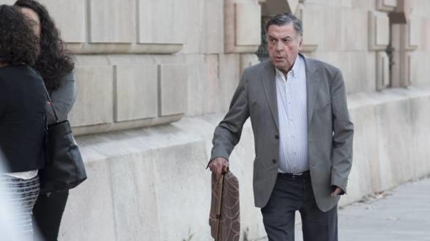 El bagenc Iglesias assegura que confiava  «absolutament» en Todó i en Serra a CX