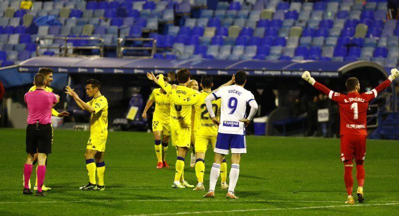 Real Zaragoza - Alcorcón