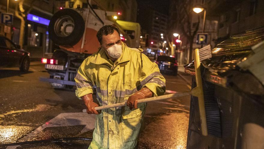 Cinco grandes empresas concurren al contrato de basuras de Zamora