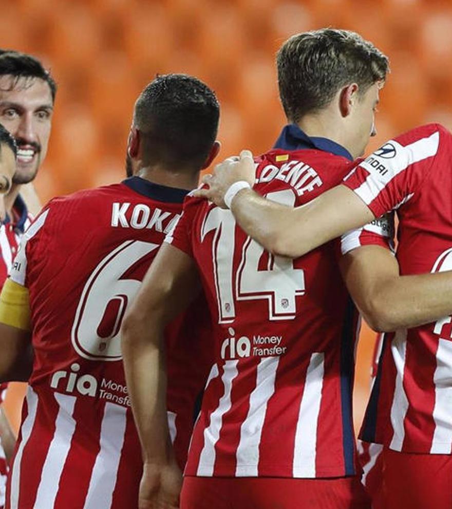 Todos los goles de la jornada 11 de LaLiga: Un gol en propia meta le basta al Atlético