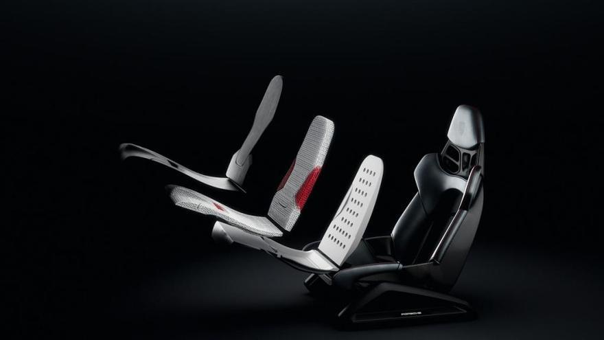 Porsche permitirá a los clientes elegir la dureza de los asientos de sus coches