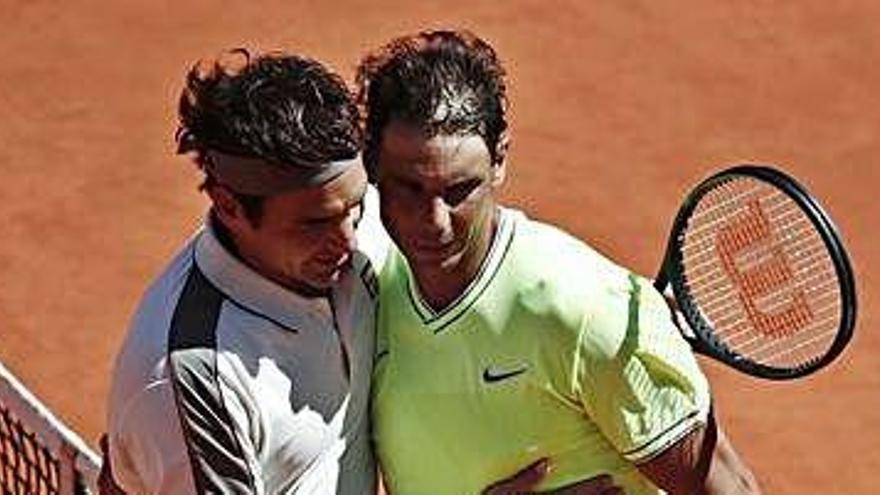 Rafa Nadal s'imposa a Federer i jugarà la seva dotzena final de Roland Garros