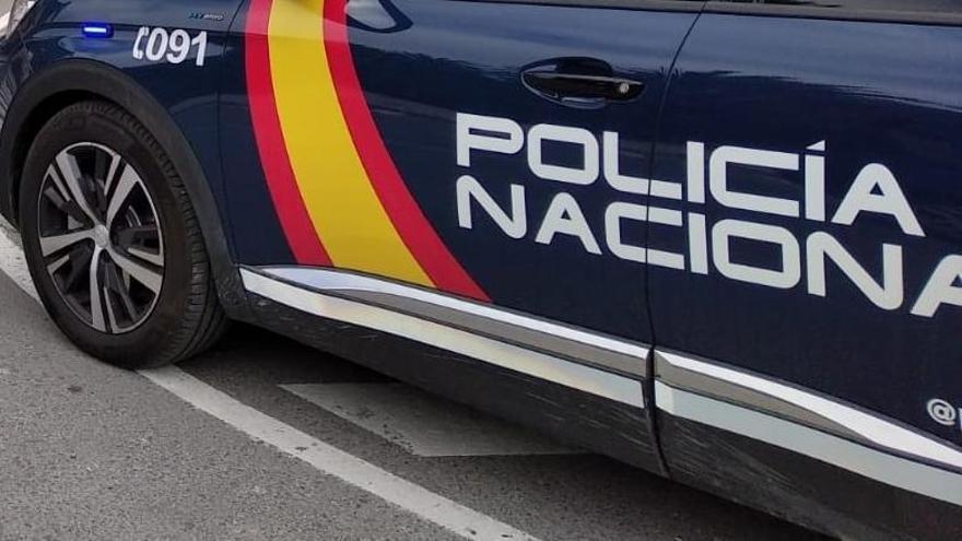 La Policía Nacional ha arrestado a la acusada.