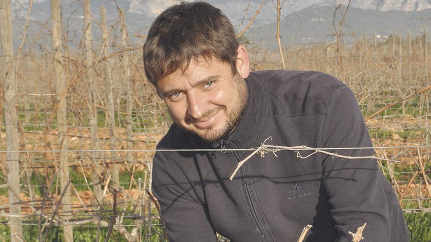 Finca Biniagual incorpora al enólogo francés Matthieu Pichenot