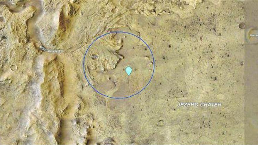 Viaje a la Canarias marciana