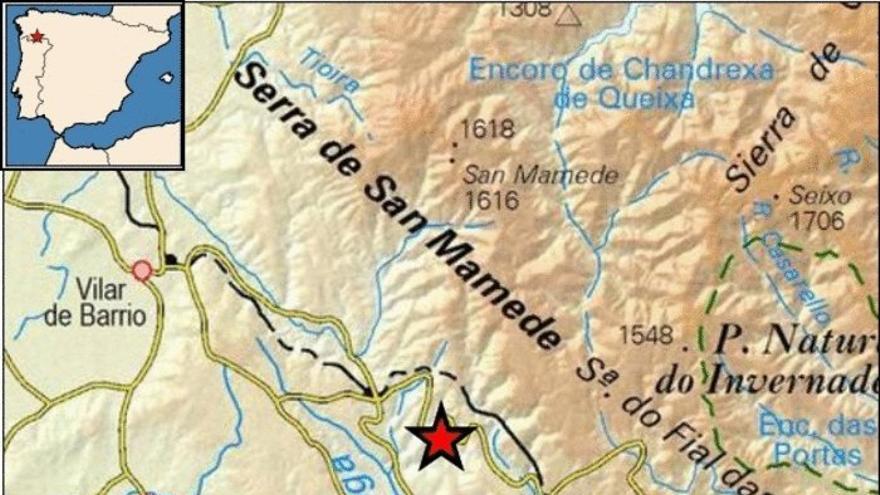 Tres terremotos en un minuto en Laza en una nueva noche de récord