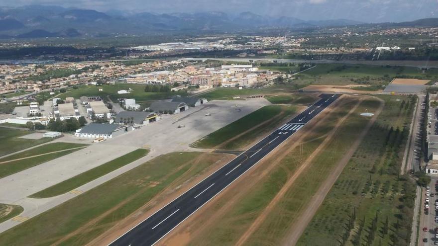 Solarpark auf Gelände von Kleinflughafen Son Bonet geplant