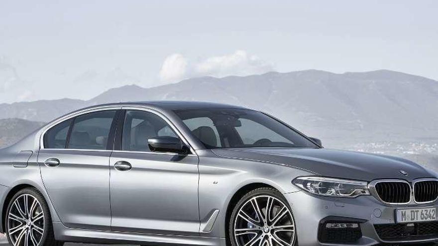 El BMW Serie 5 se incorpora a la lista de favoritos