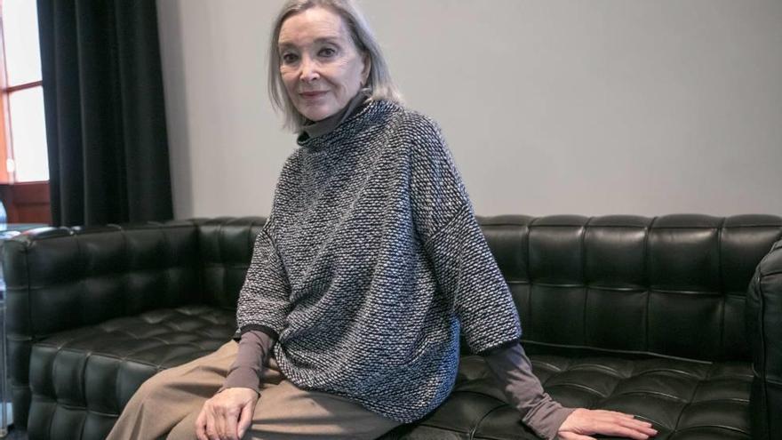 """Núria Espert: """"Nos protegemos con un caparazón para poder sobrevivir"""""""