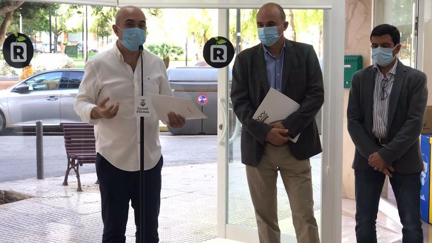 El Consell de Ibiza centraliza toda la información sobre la gestión de residuos