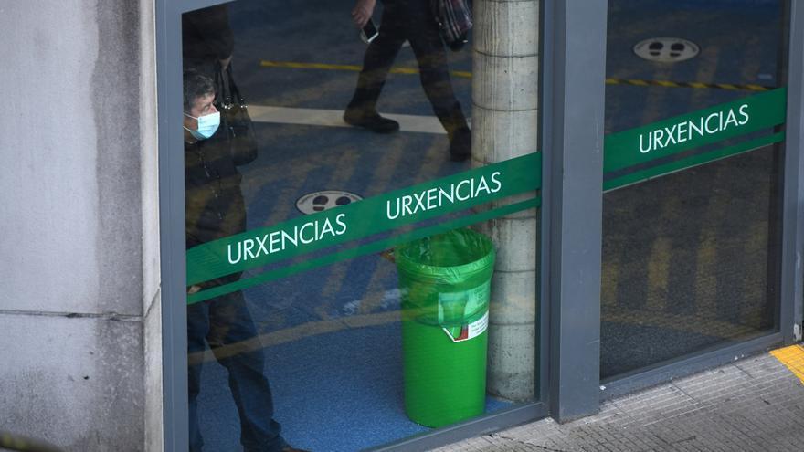 Galicia alcanza los 15.000 casos activos de COVID con los hospitales peor que en marzo