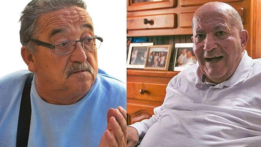 José de la Casa y Javier Cabo, a un solo paso de ser Hijos Predilectos de Alicante