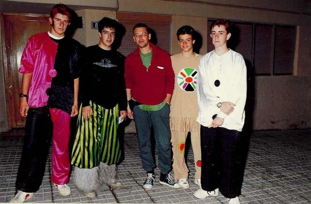 Treinta años de la visita de U2 al Carnaval de Santa Cruz de Tenerife en febrero de 1991