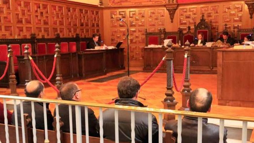 La juez absuelve a Isidro y los alcaldes de Villardiegua y Gamones