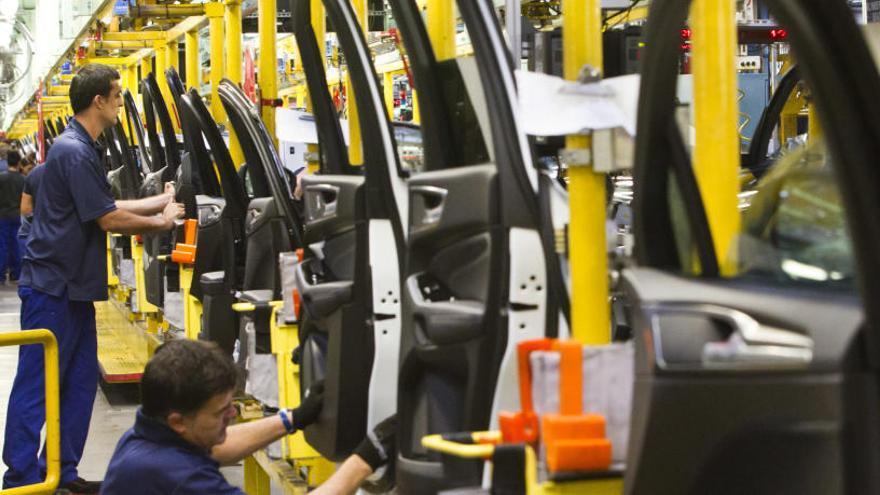 La confianza empresarial sube un 0,4% tras dos trimestres de caídas