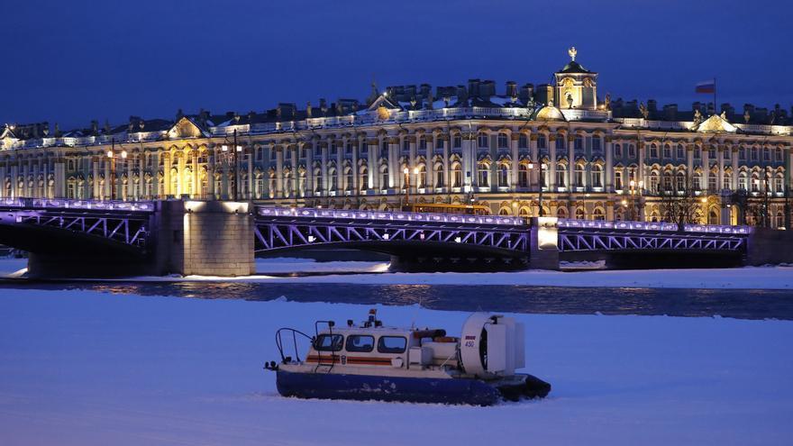 Los servicios secretos rusos detienen al cónsul estonio en San Petersburgo